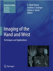 Cover Imaging of the Hand and Wrist