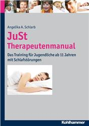 Cover JuSt - Therapeutenmanual / mit CD-ROM