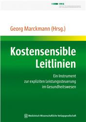 Cover Kostensensible Leitlinien