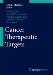 Cover Encyclopedia of Cancer Therapeutic Targets - print+eReference