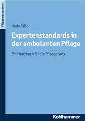 Cover Expertenstandards in der ambulanten Pflege