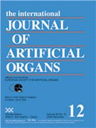Cover International Journal of Artificial Organs