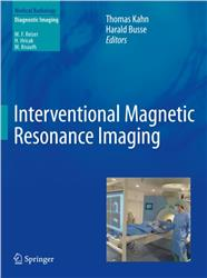 Cover Interventional Magnetic Resonance Imaging