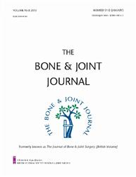 Cover The Bone & Joint Journal