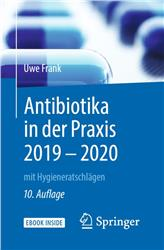 Cover Antibiotika in der Praxis 2019 - 2020