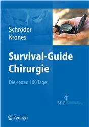 Cover Survival-Guide Chirurgie