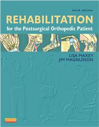 Cover Rehabilitation for the Postsurgical Orthopedic Patient