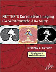 Cover Netter's Correlative Imaging: Cardiothoracic Anatomy
