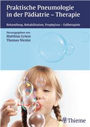 Cover Praktische Pneumologie in der Pädiatrie - Therapie