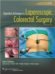 Cover Operative Techniques in Laparoscopic Colorectal Surgery