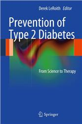 Cover Prevention of Type 2 Diabetes