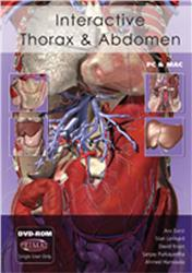 Cover Interactive Thorax and Abdomen DVD-ROM