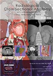 Cover Radiological Cross-Sectional Anatomy with Multidetector CT: Thorax Abdomen and Pelvis DVD-ROM