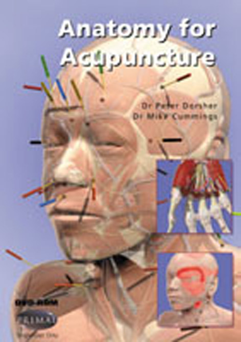 Anatomy for Acupuncture DVD-ROM