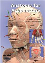 Cover Anatomy for Acupuncture DVD-ROM