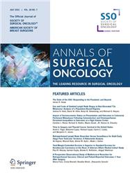 Cover Annals of Surgical Oncology