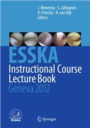 Cover ESSKA Instructional Course Lecture Book