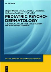 Cover Pediatric Psychodermatology