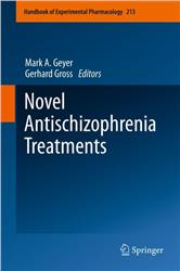 Cover Novel Antischizophrenia Treatments