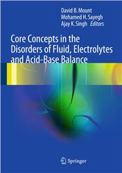 Cover Core Concepts in the Disorders of Fluid, Electrolytes and Acid-Base Balance