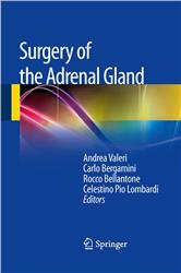 Cover Surgery of the Adrenal Gland