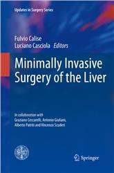 Cover Minimally Invasive Surgery of the Liver