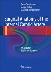 Cover Surgical Anatomy of the Internal Carotid Artery