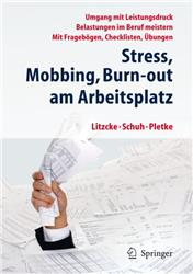 Cover Stress, Mobbing, Burn-out am Arbeitsplatz