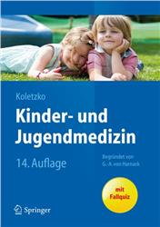 Cover Kinder- und Jugendmedizin