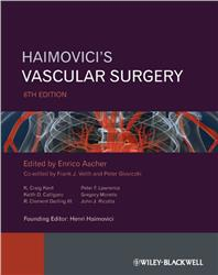 Cover Haimovicis Vascular Surgery