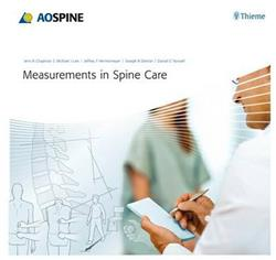 Cover Measurements in Spine Care