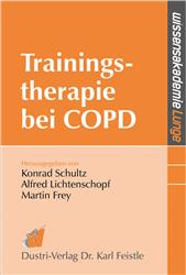Cover Trainingstherapie bei COPD