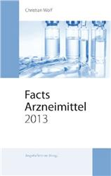 Cover Facts Arzneimittel 2013