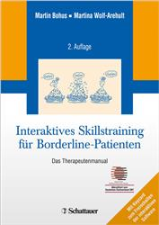 Cover Interaktives Skillstraining für Borderline-Patienten