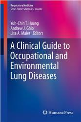 Cover A Clinical Guide to Occupational and Environmental Lung Diseases
