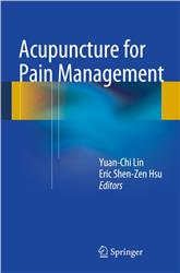 Cover Acupuncture for Pain Management