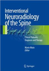 Cover Interventional Neuroradiology of the Spine