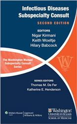 Cover The Washington Manual of Infectious Disease Subspecialty Consult