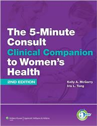 Cover The 5-Minute Consult Clinical Companion to Women's Health