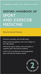 Cover Oxford Handbook of Sport and Exercise Medicine
