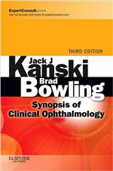 Cover Synopsis of Clinical Ophthalmology
