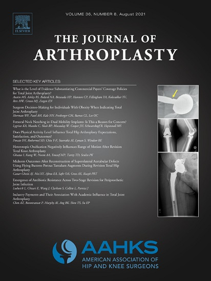 Journal of Arthroplasty