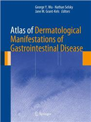 Cover Atlas of Dermatological Manifestations of Gastrointestinal Disease