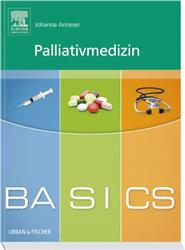Cover BASICS  Palliativmedizin