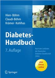 Cover Diabetes-Handbuch