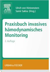 Cover Praxisbuch Invasives hämodynamisches Monitoring