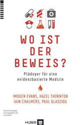 Cover Wo ist der Beweis?