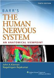 Cover Barr's The Human Nervous System / with web access
