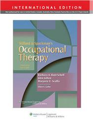 Cover Willard and Spackman's Occupational Therapy