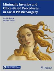 Cover Minimally Invasive and Office-Based Procedures in Facial Plastic Surgery